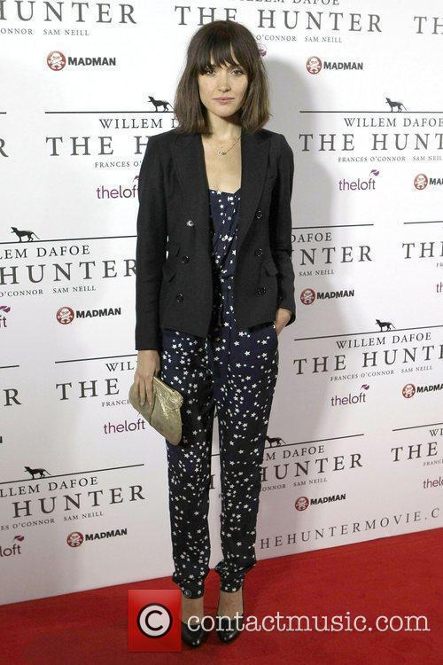 Rose Byrne The Australian premiere of 'The Hunter'...