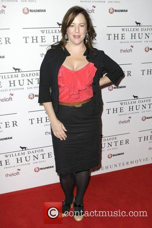The Australian premiere of 'The Hunter' held at...