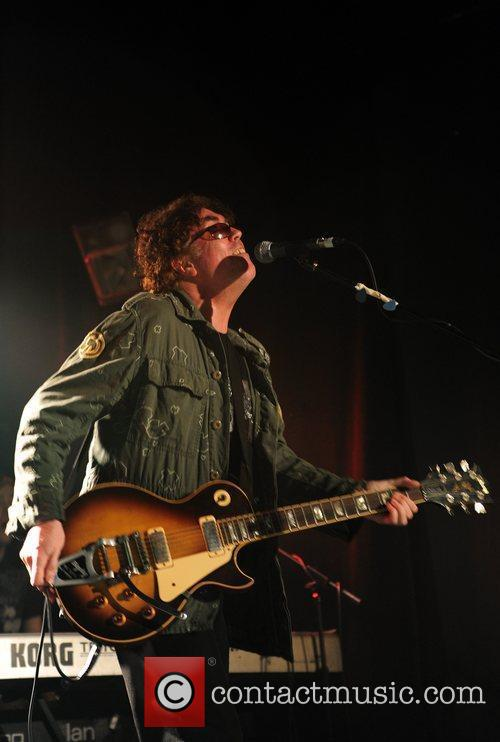The Icicle Works perform live at the O2...