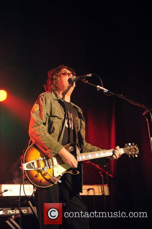 Ian McNabb The Icicle Works perform live at...