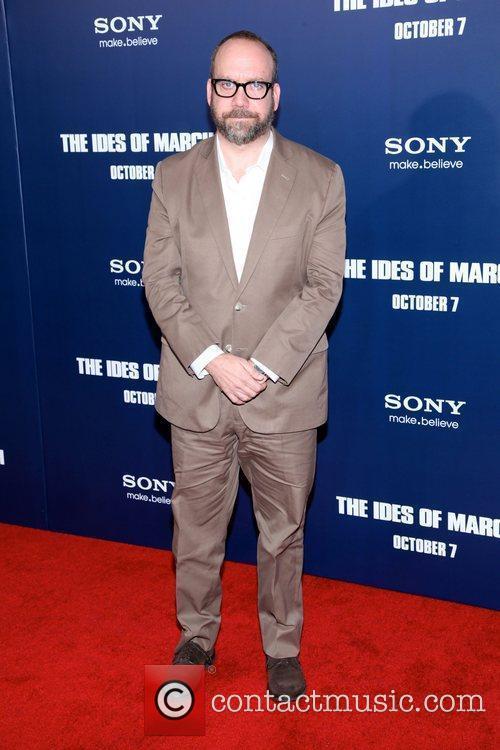 Paul Giamatti, Ides of March Premiere