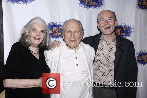 Lois Smith, David Margulies and Henry Stram...