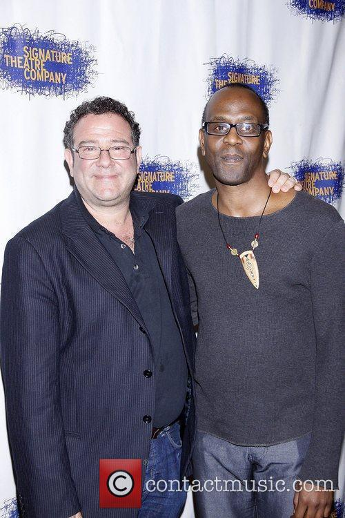 Michael Greif and K. Todd Freeman  Opening...