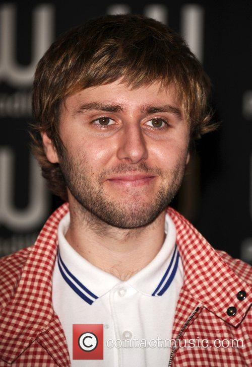 James Buckley and Waterstone's In Piccadilly