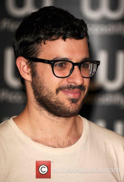 Simon Bird and Waterstone's In Piccadilly 3