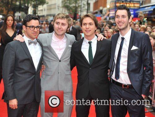 Simon Bird, Blake Harrison, James Buckley and Joe Thomas 1