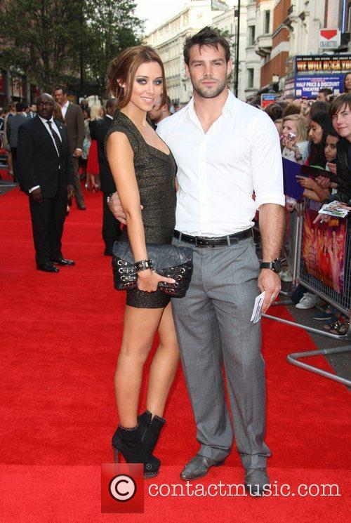 Una Healey And Ben Foden 3