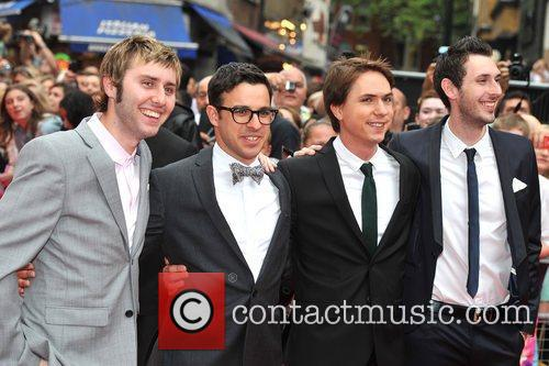 Simon Bird, Blake Harrison, James Buckley, Joe Thomas