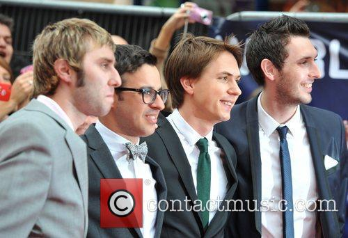 Simon Bird, Blake Harrison, James Buckley and Joe Thomas 4