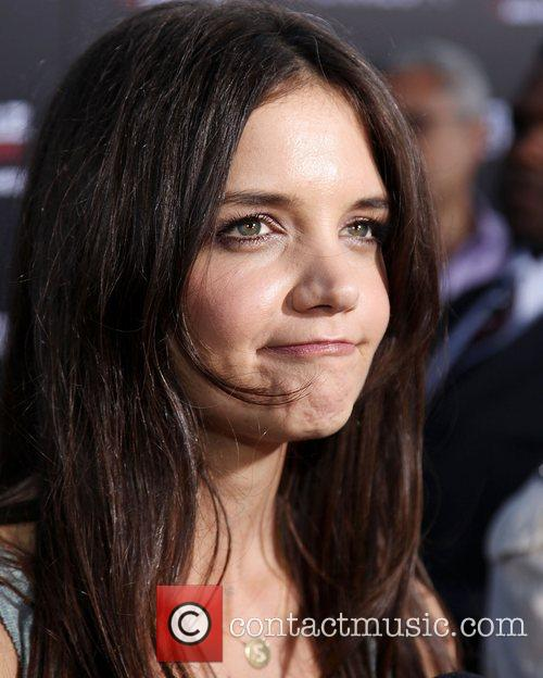 Katie Holmes World Premiere of The Kennedys at...