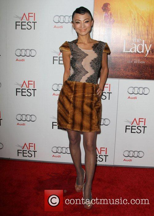 Bai Ling AFI Fest 2011 Premiere Of The...