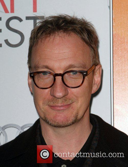 David Thewlis and Grauman's Chinese Theatre 5