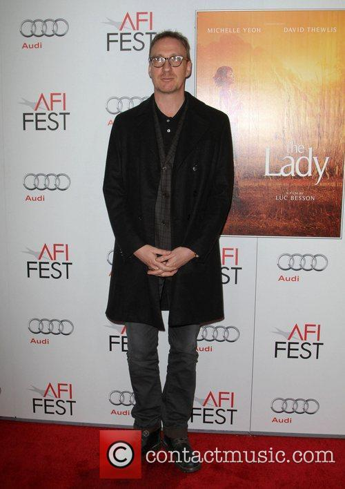 David Thewlis and Grauman's Chinese Theatre 4