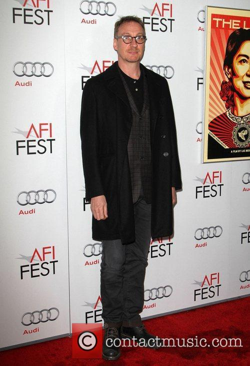David Thewlis and Grauman's Chinese Theatre 7