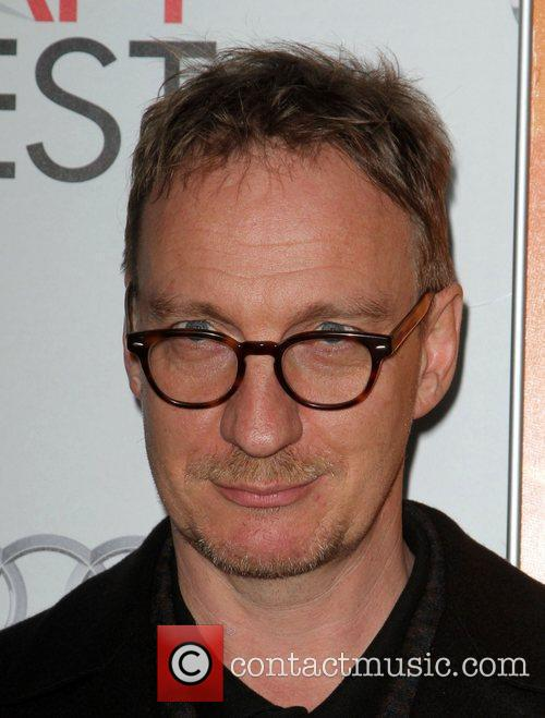 David Thewlis and Grauman's Chinese Theatre 2