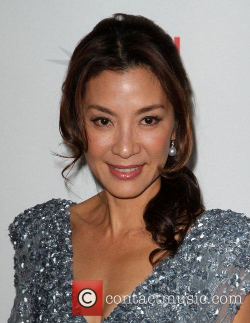 Michelle Yeoh and Grauman's Chinese Theatre 9