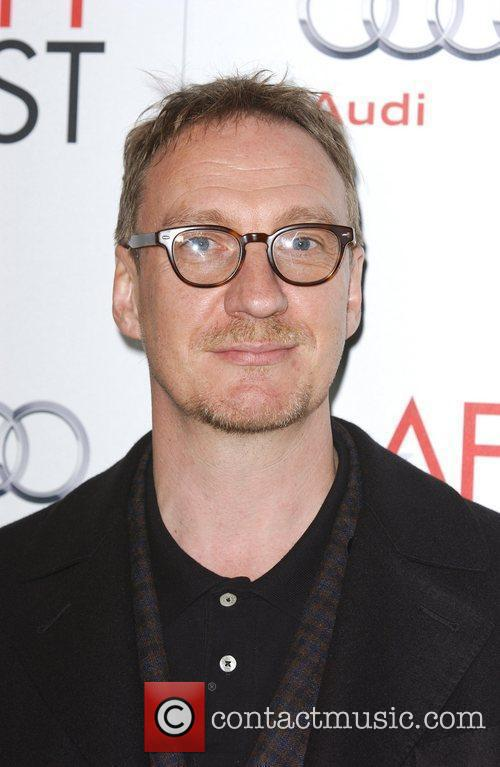David Thewlis and Grauman's Chinese Theatre 10