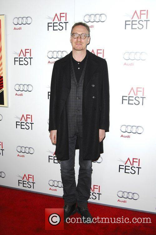David Thewlis and Grauman's Chinese Theatre 9