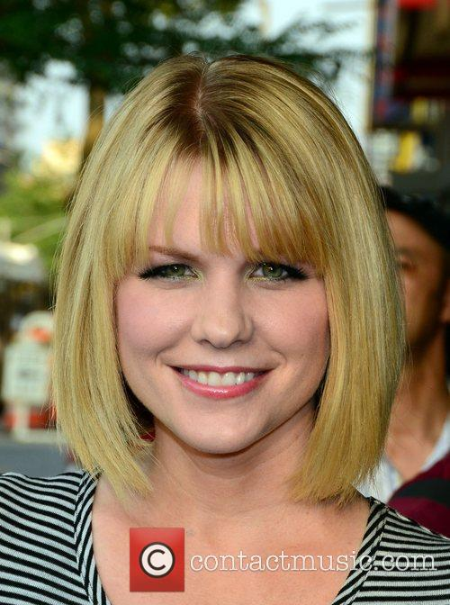 Carrie Keagan at the Cinema Society & Grey...