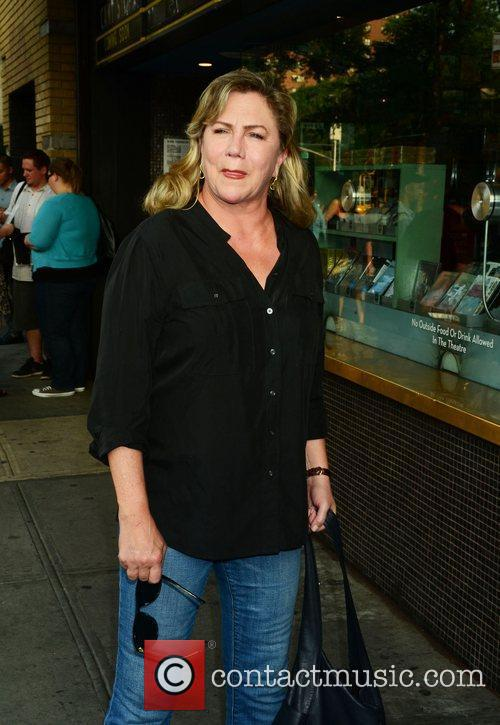 Kathleen Turner at the Cinema Society & Grey...