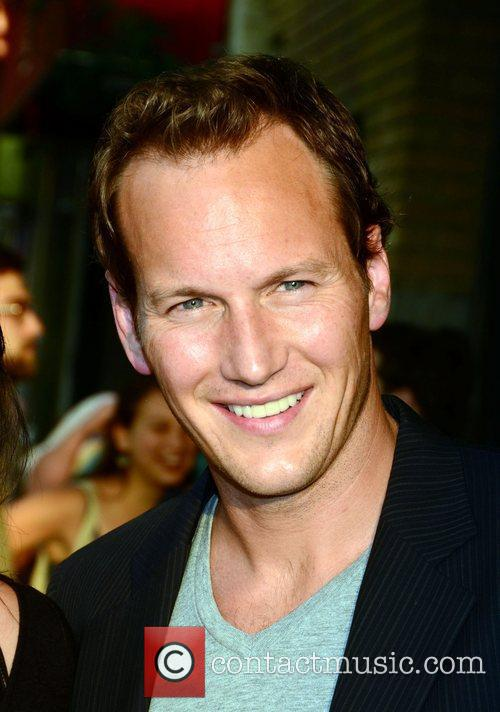 Patrick Wilson at the Cinema Society & Grey...