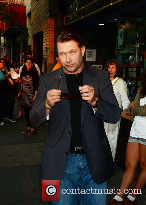 Stephen Baldwin at the Cinema Society & Grey...