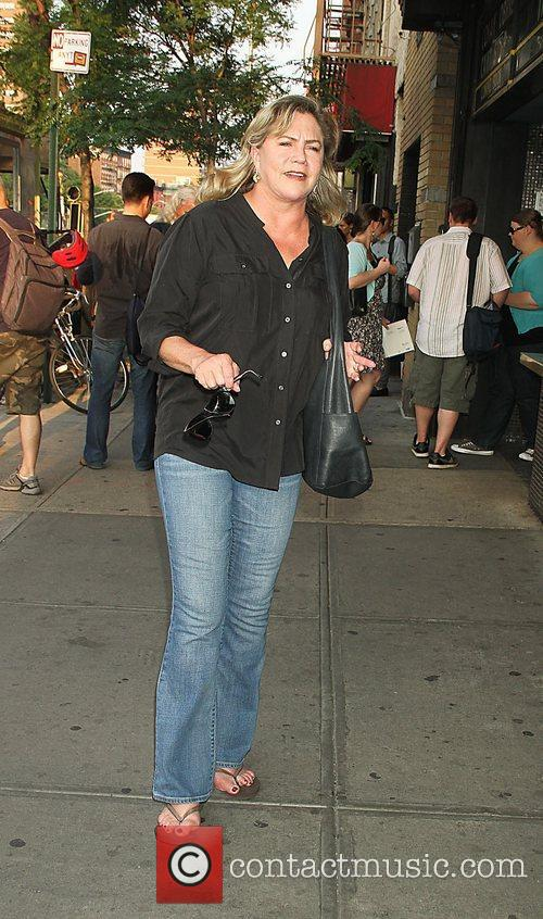 Kathleen Turner Cinema Society & Grey Goose screening...