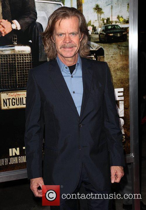 William H. Macy Screening Of Lionsgate & Lakeshore...