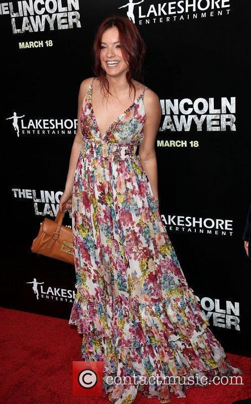 Francesca Fisher-Eastwood Screening Of Lionsgate & Lakeshore Entertainment's...