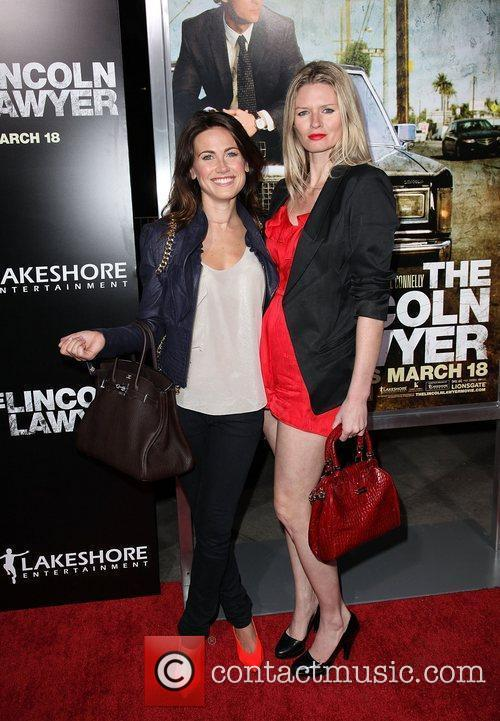 Vail Bloom and guest Screening Of Lionsgate &...