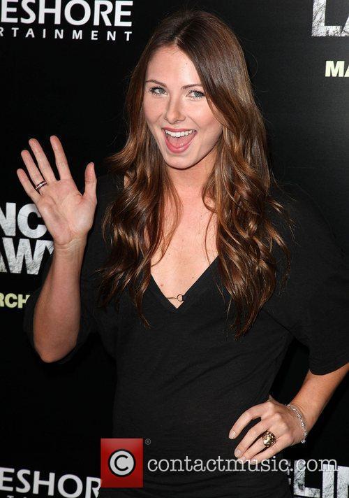 Vanessa Evigan Screening Of Lionsgate & Lakeshore Entertainment's...