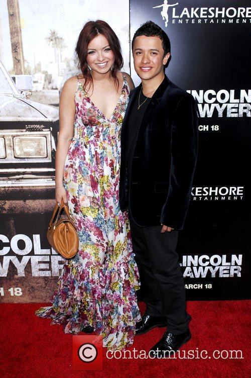 Francesca Fisher-Eastwood, guest  Screening Of Lionsgate &...