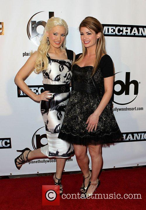 Holly Madison, Las Vegas and Laura Croft 4