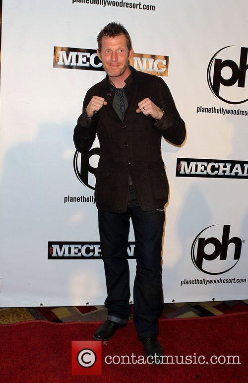 Jason Flemyng and Las Vegas 11