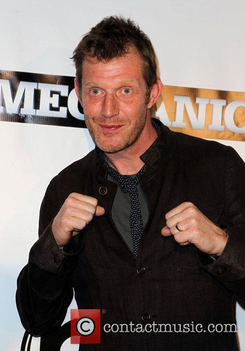 Jason Flemyng and Las Vegas 2