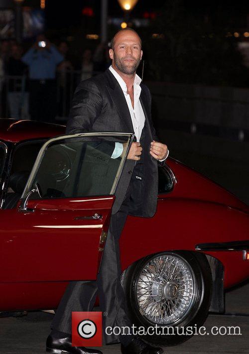 Jason Statham and Las Vegas 20