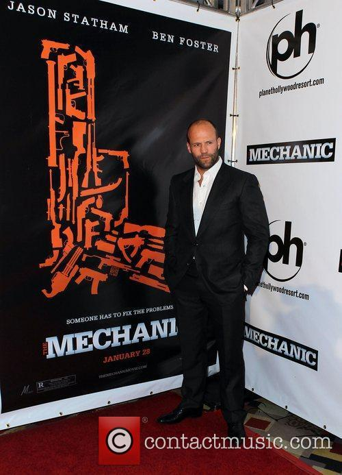 Jason Statham and Las Vegas 8
