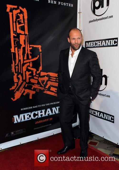 Jason Statham and Las Vegas 17