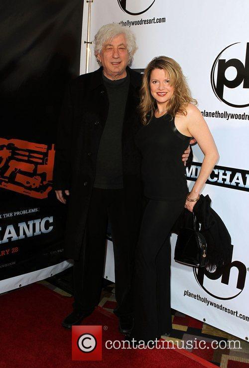 Avi Lerner and Guest Las Vegas Premiere of...