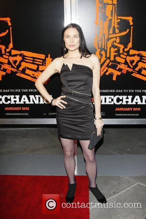 The Los Angeles Premiere of 'The Mechanic' held...