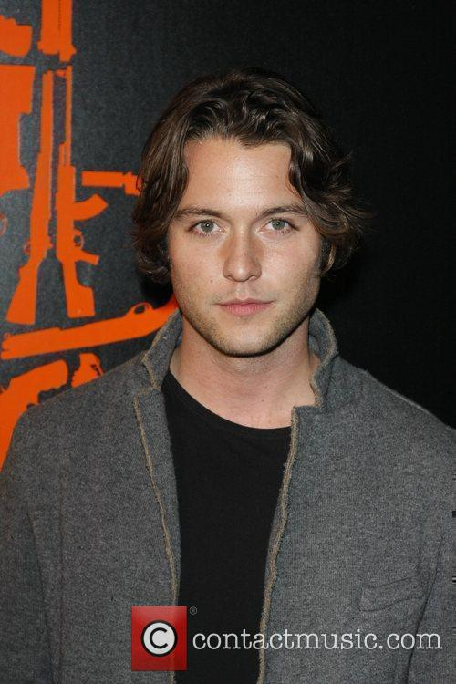 Ryan Chase The Los Angeles Premiere of 'The...