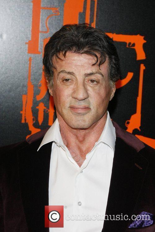 Sylvester Stallone The Los Angeles Premiere of 'The...