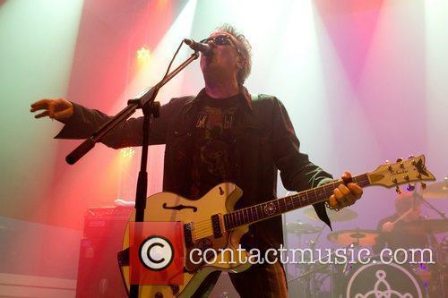 The Mission performing live at TMN ao vivo...