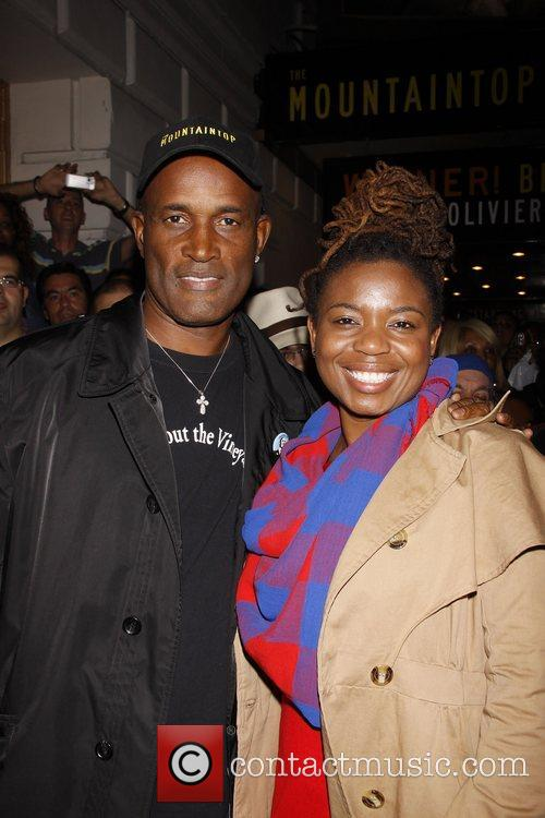 Kenny Leon and Katori Hall The first preview...