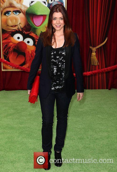 Alyson Hannigan The premiere of Walt Disney Pictures'...