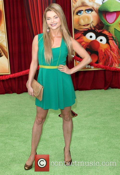 The premiere of Walt Disney Pictures' 'The Muppets'...