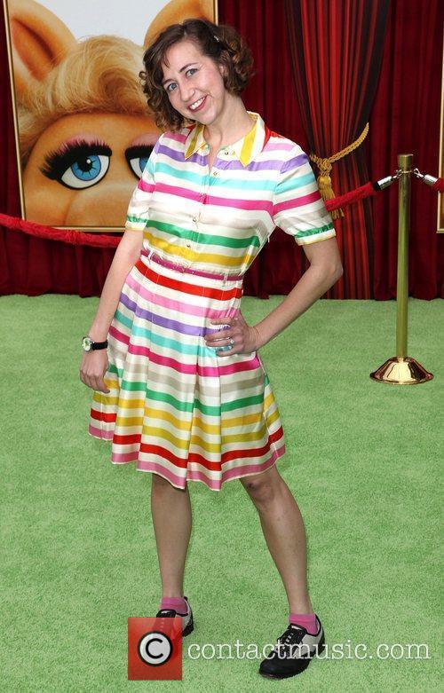 Kristen Schaal The premiere of Walt Disney Pictures'...