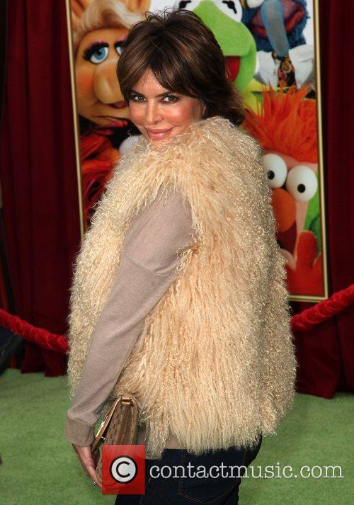Lisa Rinna The premiere of Walt Disney Pictures'...