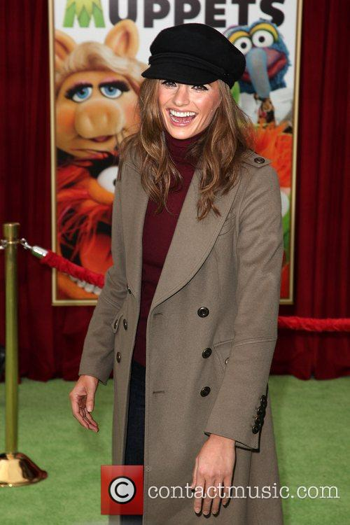 Stana Katic The premiere of Walt Disney Pictures'...