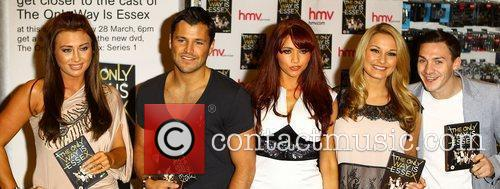 Lauren Goodger, Mark Wright, Amy Childs, Sam Faiers,...